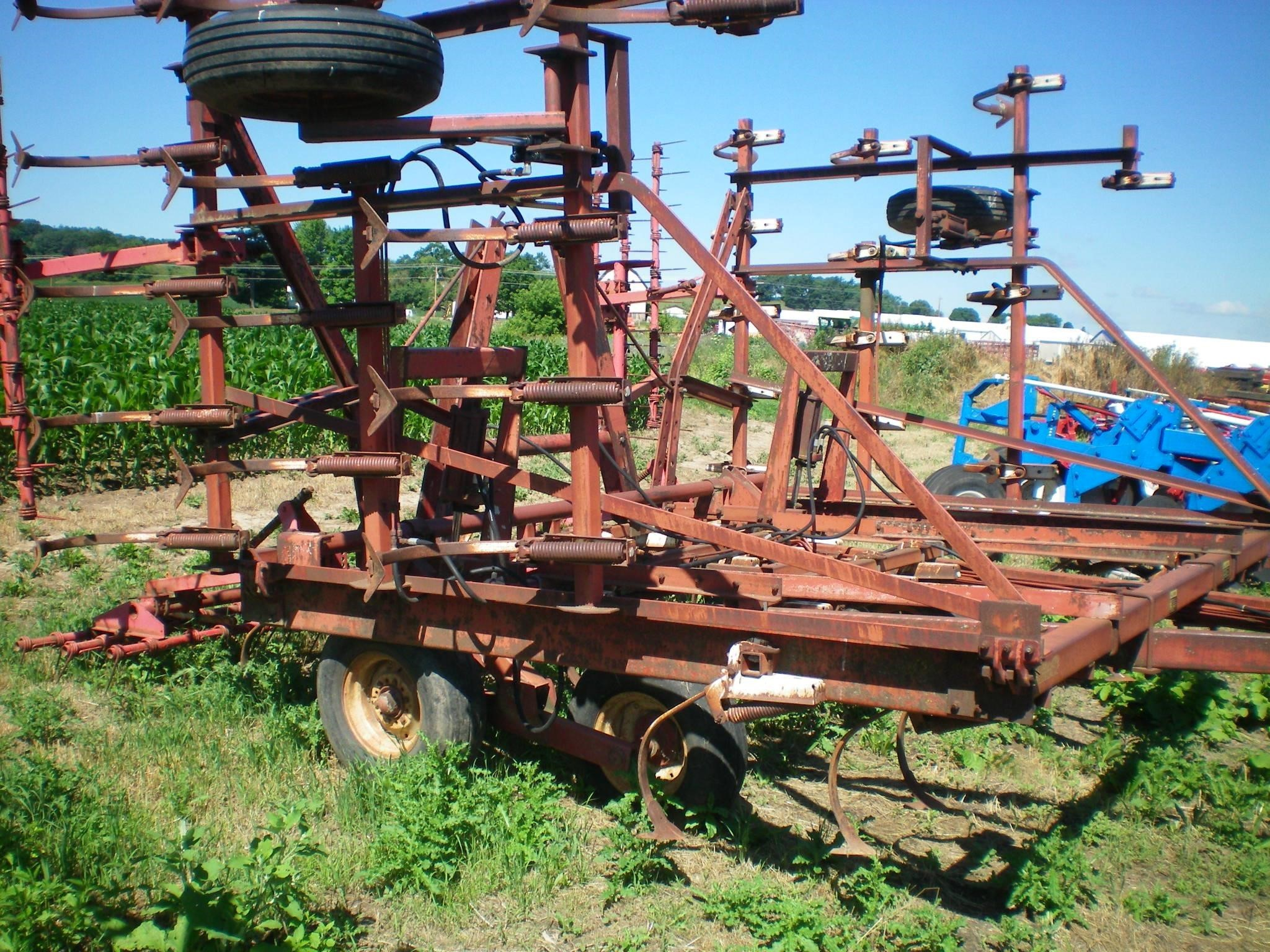 International Harvester 45 Field Cultivator