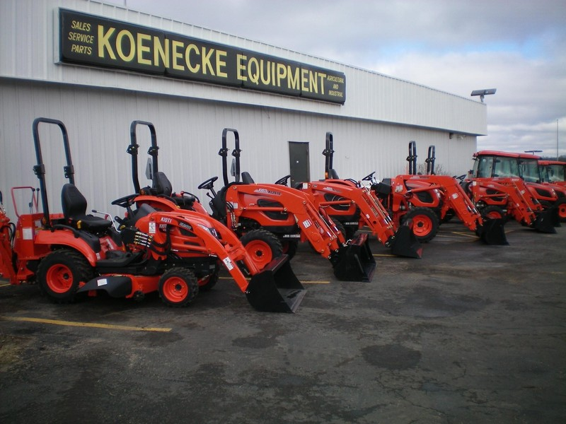 Used Kioti Front End Loaders for Sale   Machinery Pete
