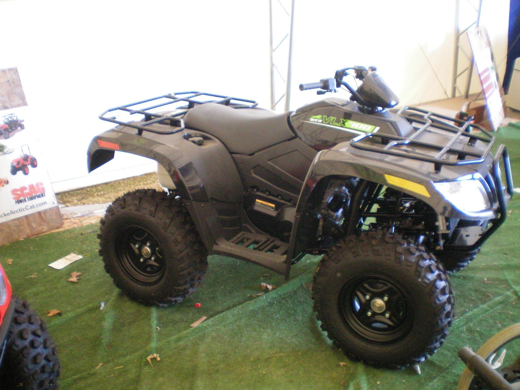 2017 Arctic Cat VLX 700 ATVs and Utility Vehicle