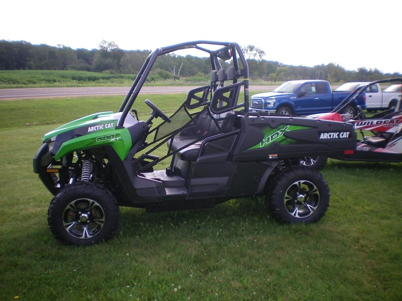 2017 Arctic Cat Prowler 500 HDX ATVs and Utility Vehicle