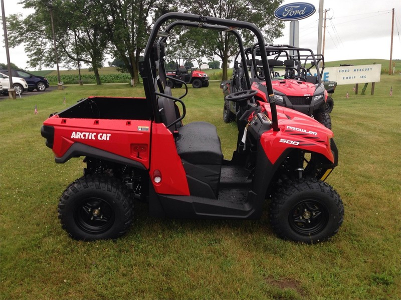 2017 Arctic Cat PROWLER 500 ATVs and Utility Vehicle