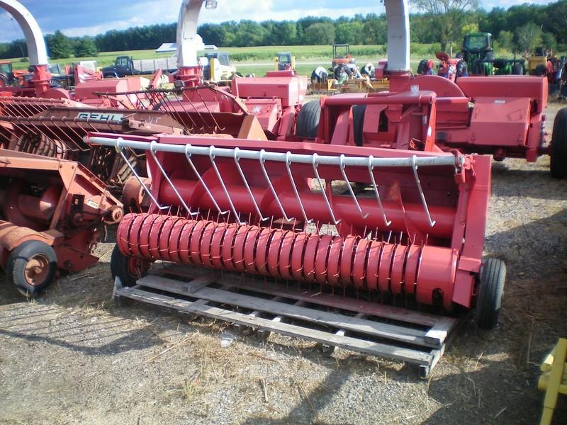 Gehl HA1210 Forage Harvester Head