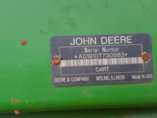 2009 John Deere 730 Air Seeder