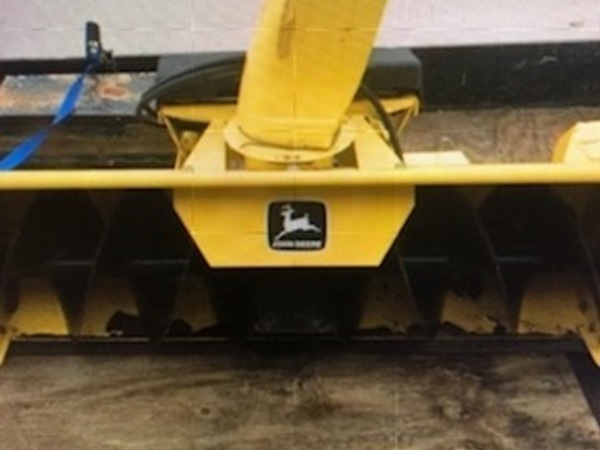 John Deere 46 Snow Blower Snow Blowers For Sale Machinery