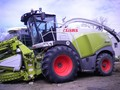 2009 Claas Jaguar 980 Self-Propelled Forage Harvester