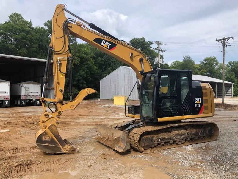 2015 Caterpillar 312EL Excavators and Mini Excavator