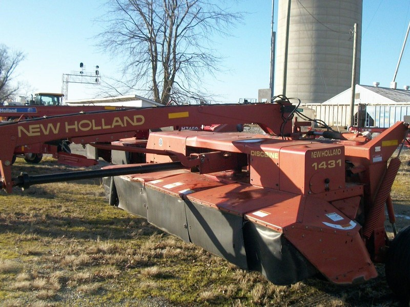 Used New Holland Mower Conditioners for Sale   Machinery Pete