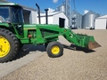 2000 John Deere 725 Front End Loader