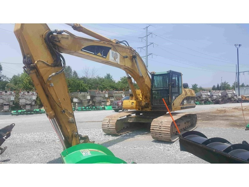 2004 Caterpillar 325CL Excavators and Mini Excavator