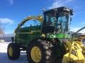 2011 John Deere 7550 Self-Propelled Forage Harvester