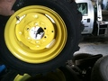John Deere 4320 4520-4720 Wheels / Tires / Track