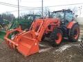 2017 Kubota M7-151 Tractor