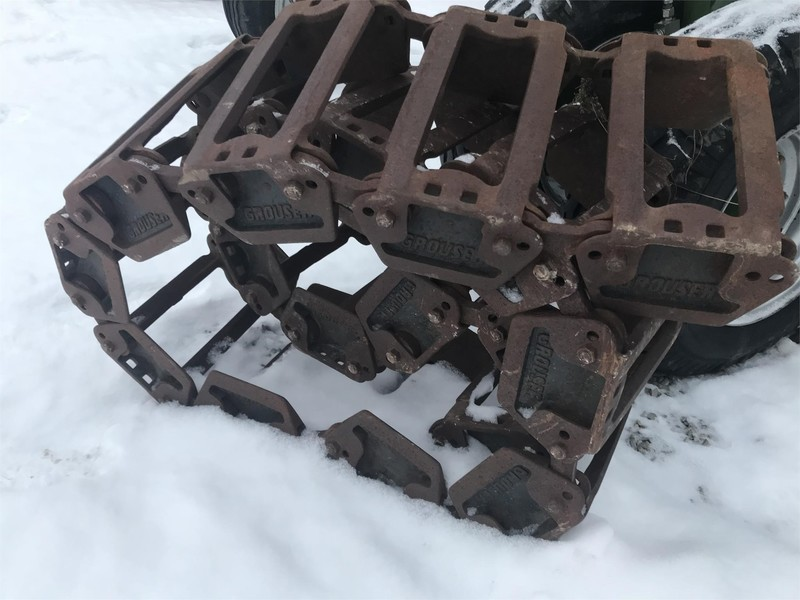 Used Grouser Wheels Tires Tracks For Sale Machinery Pete