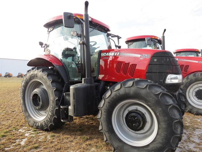 2013 Case IH Puma 160 CVT Tractor - Bethel 09abc82b7fd