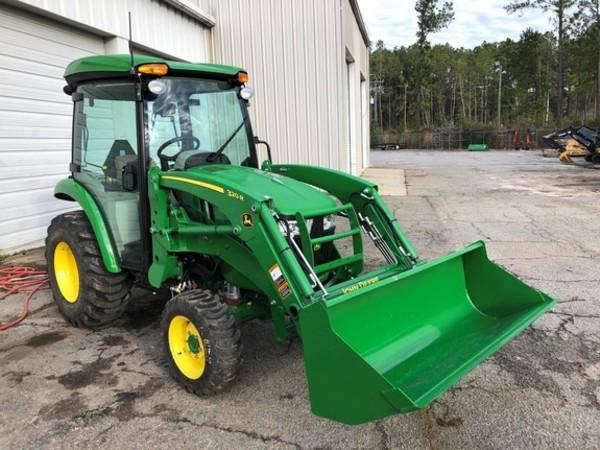 John Deere 3039R Tractors for Sale | Machinery Pete