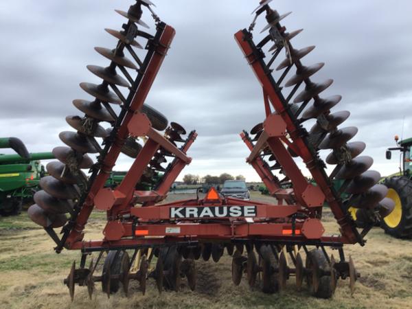 2007 Krause 8200-31 Disk