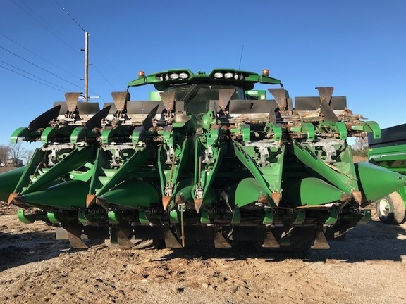 2018 John Deere 712FCC Corn Head