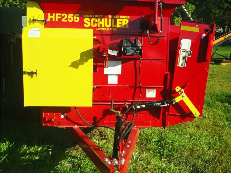 2019 Schuler HF255 Feed Wagon - Henderson, Iowa | Machinery Pete