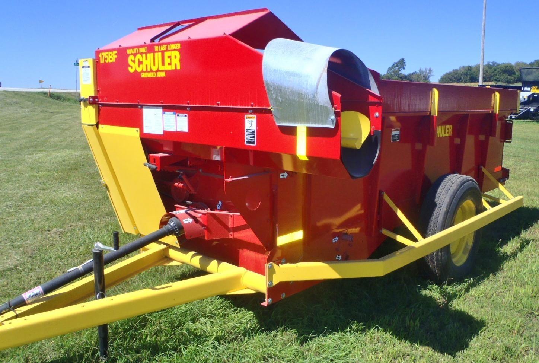 2020 Schuler 175BF Grinders and Mixer