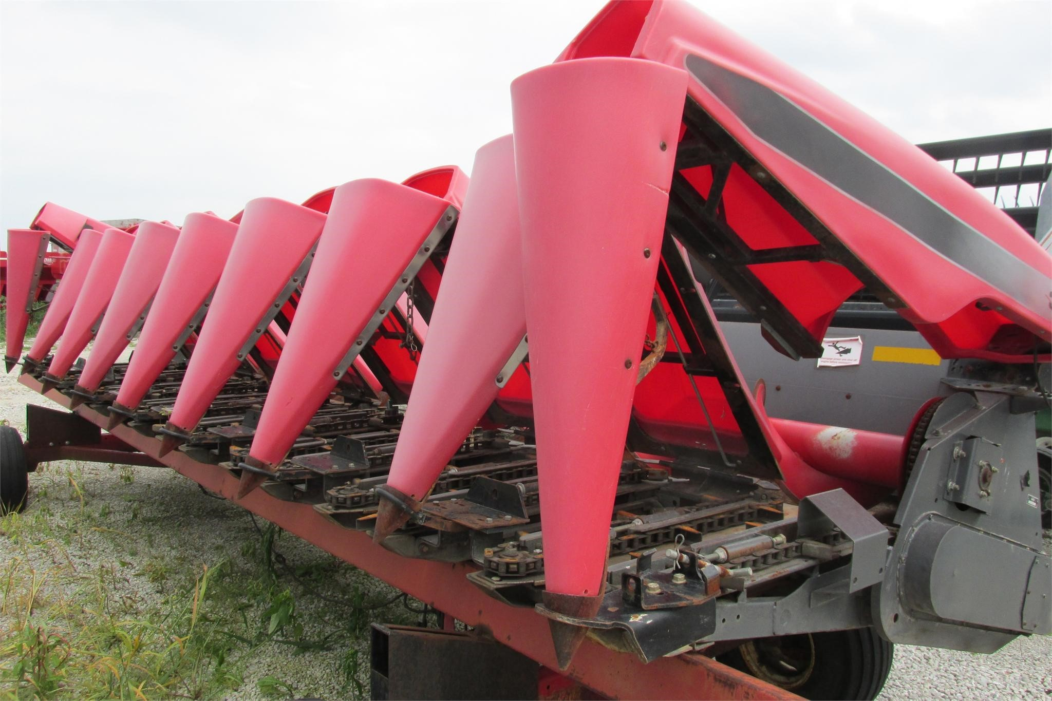 2006 Massey Ferguson 3000 Corn Head