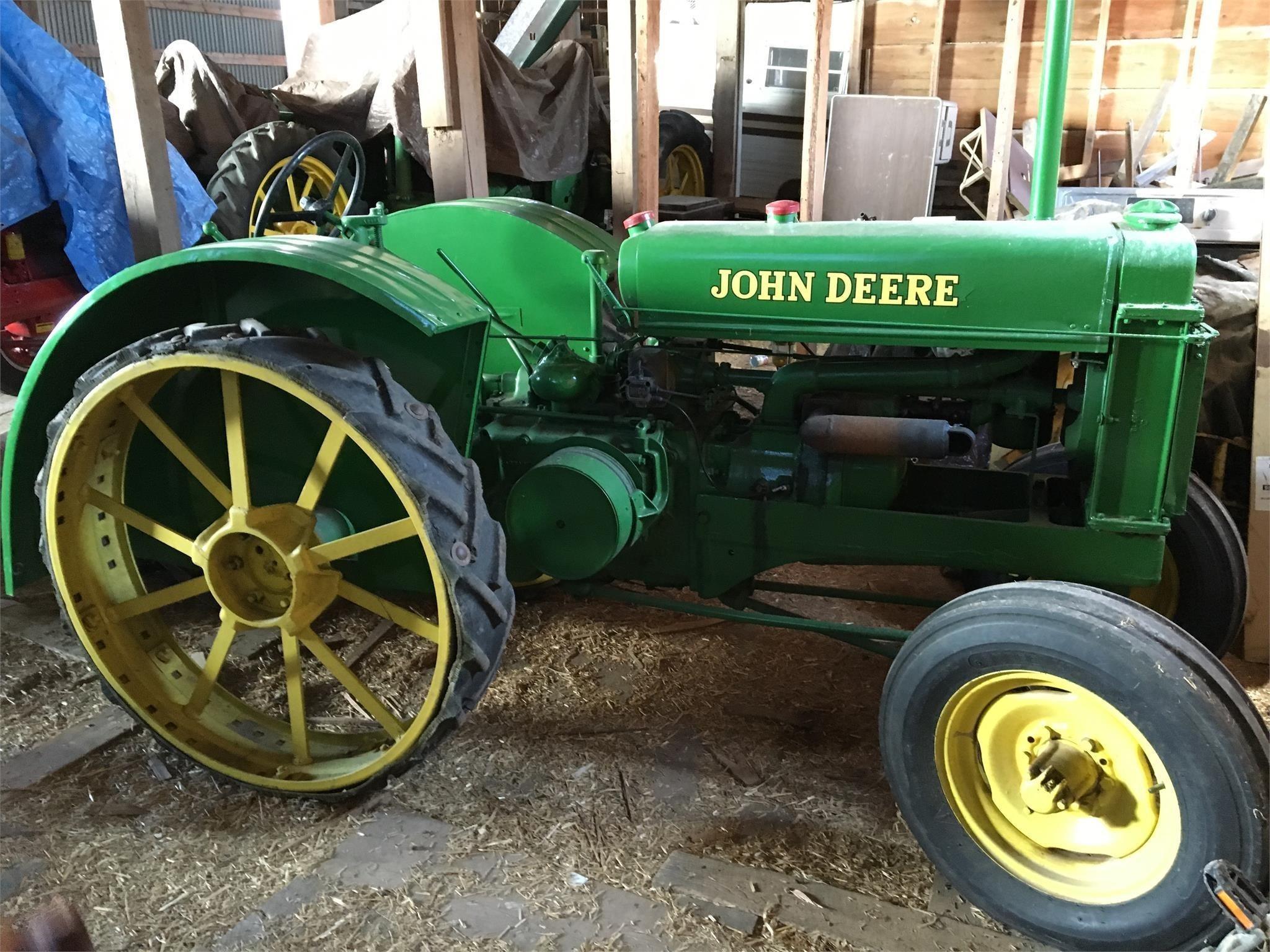 1936 John Deere B Tractor