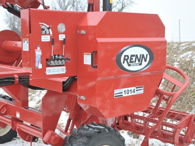 2019 Renn FBU1014 Grain Bin