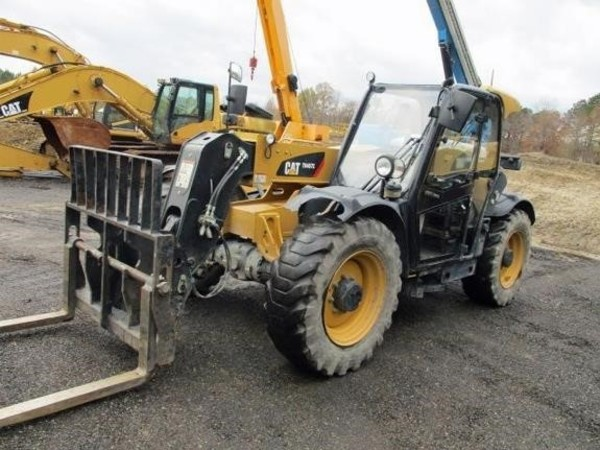Used Caterpillar Forklifts for Sale | Machinery Pete