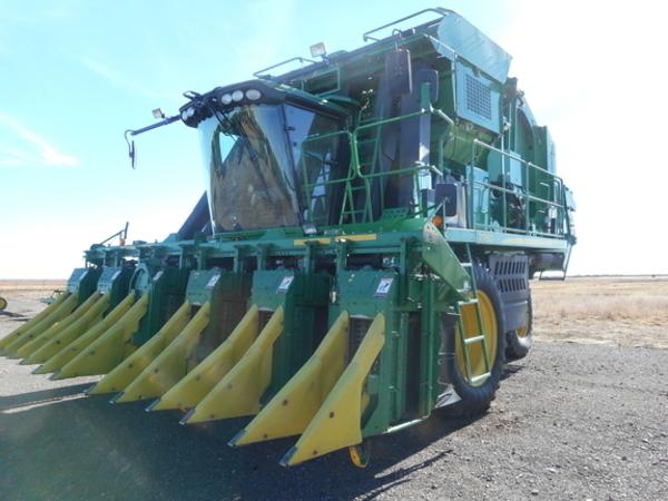 2009 John Deere 7760 Cotton