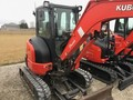 2016 Kubota U35-4 Excavators and Mini Excavator