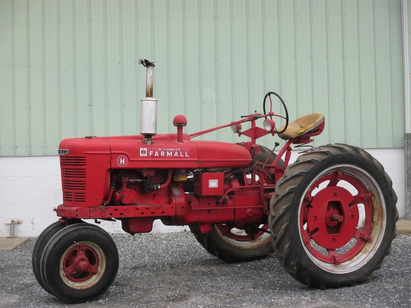 Used Farmall H Tractors for Sale | Machinery Pete
