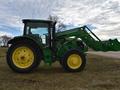 2013 John Deere 6150R 100-174 HP