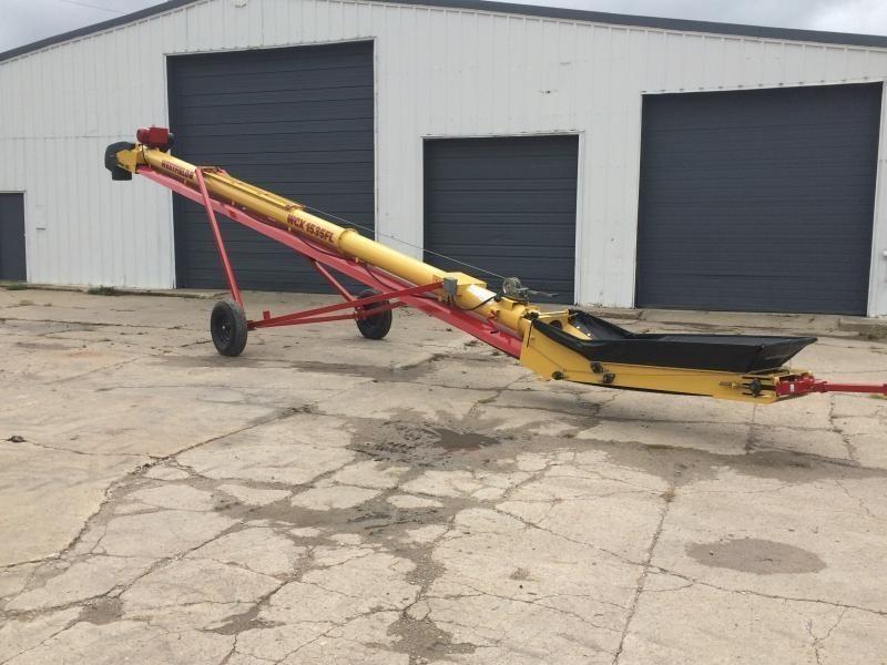2018 Westfield WCX 1535 Augers and Conveyor