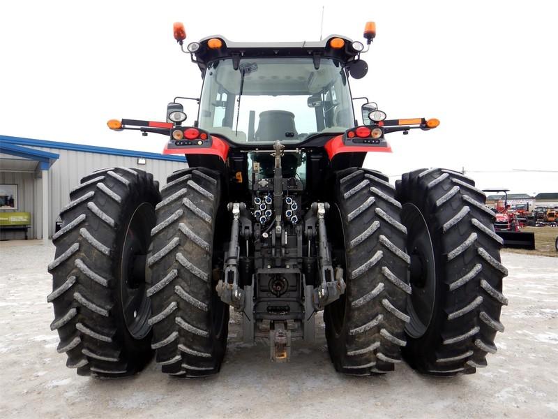 2010 Massey Ferguson 8660 Tractor
