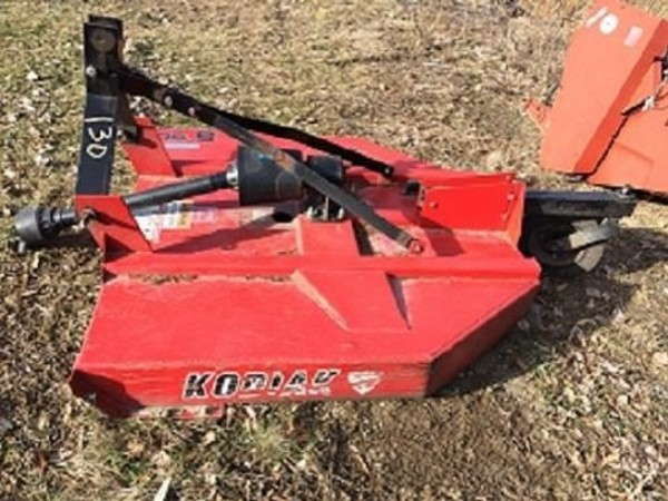 Used Kodiak 5'SD Rotary Cutters for Sale   Machinery Pete