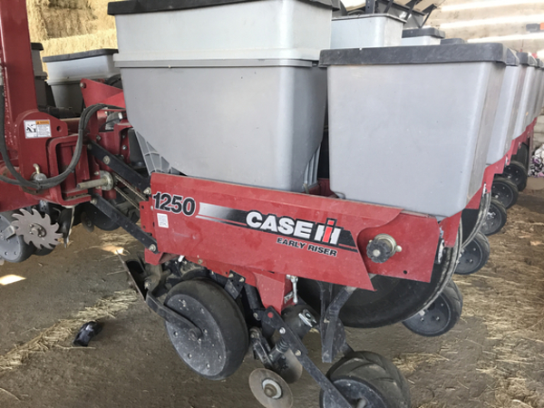 2013 Case Ih Early Riser 1250 Planter Holly Colorado Machinery Pete
