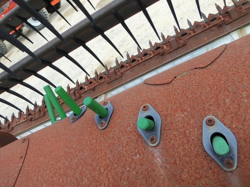 John Deere 922 Platform