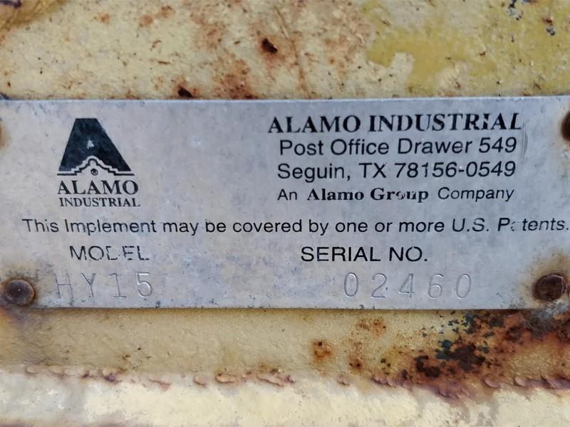 Alamo Hydro 15 Batwing Mower