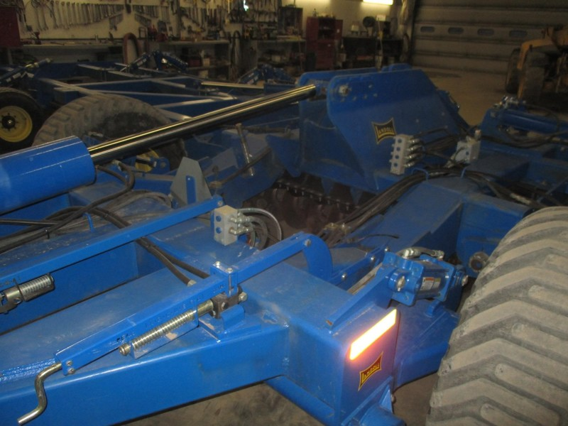 2015 Landoll 7831 High Speed Landoll HSL Disk