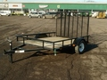2019 Carry-On 6X8GW Flatbed Trailer