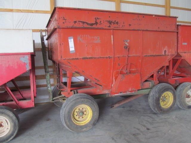 1981 Killbros 350 Gravity Wagon