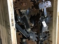 John Deere SCREW ADJUST ROW CLEANERS Planter and Drill Attachment