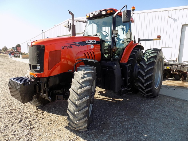 2008 AGCO RT155A Tractor
