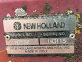 New Holland HT152 Rake