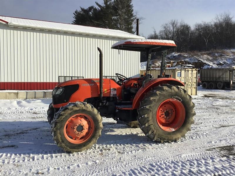 2007 Kubota M9540 Tractor