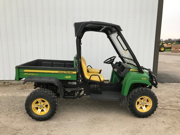 2009 John Deere Gator XUV 620I ATVs and Utility Vehicle
