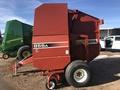 2002 Hesston 856A Round Baler