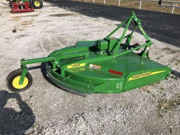 John Deere MX6 Rotary Cutters for Sale | Machinery Pete