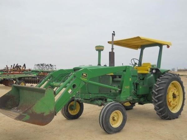 John Deere 4020 Tractors for Sale | Machinery Pete
