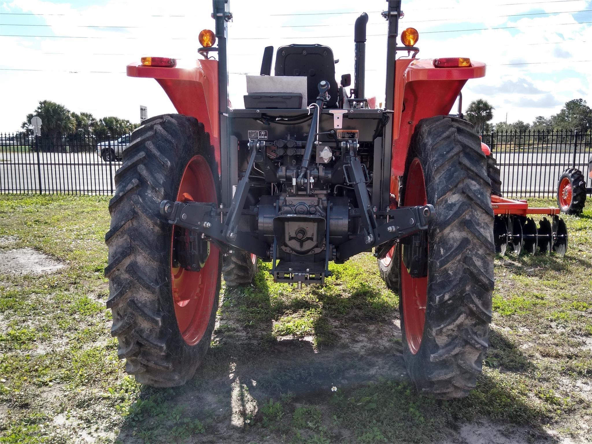 2019 Kubota M6H-101 Tractor