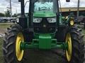 2016 John Deere 6110M Cab Tractor